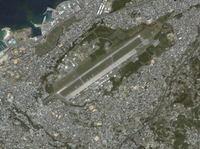2005年 普天間基地上空写真