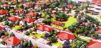 伝統的な集落を取り入れた沖縄らしい住宅地